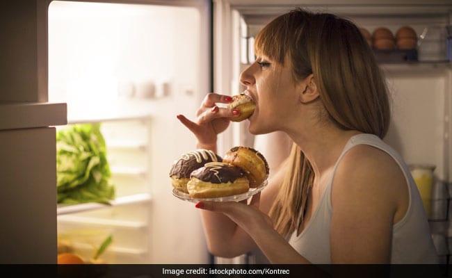 Trouble alimentaire-Accès hyperphagiques